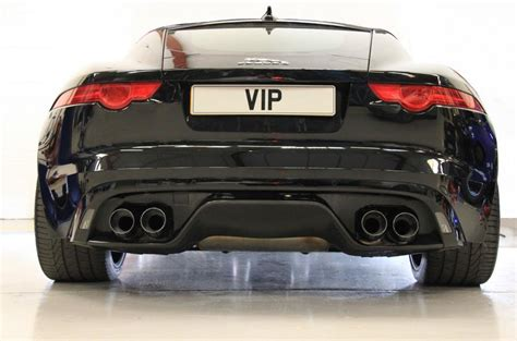 best car tuning companies jaguar f type r with 650bhp revealed by tuning company vip