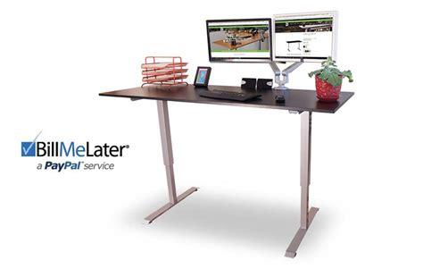 standing desk table height adjustable standing desks and accessories