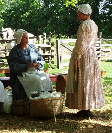 everyday dress for farm at the homeplace clothing