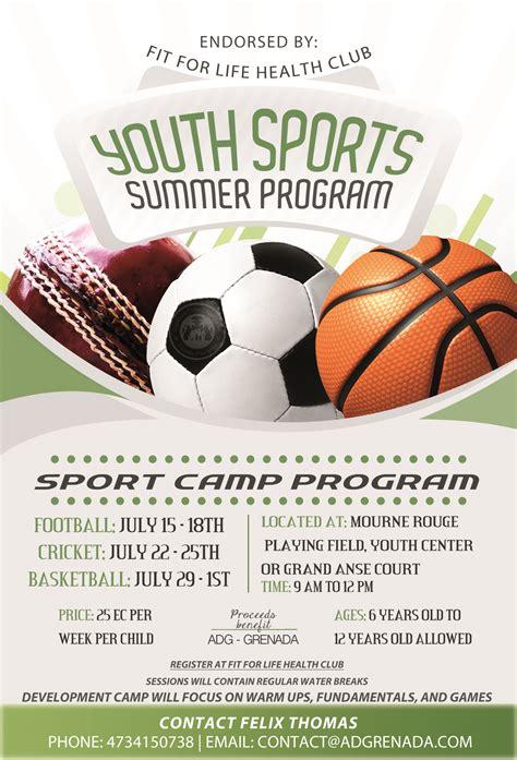 adg grenada youth development program athletic