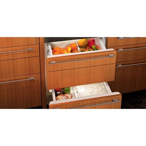 Sub Zero Drawer Refrigerator by Sub Zero Id 30c 30 Quot Integrated Drawer Refrigerator