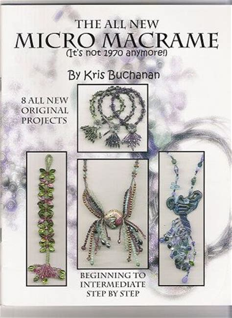 Books On Macrame - 156 best images about micro macrame on macrame
