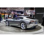 Maserati Alfieri El Concept Presentado En Ginebra