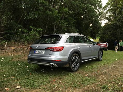 audi a4 2017 2017 audi a4 allroad review caradvice