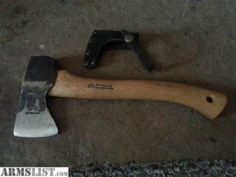 wetterling axes for sale armslist for sale wetterlings wildlife axe