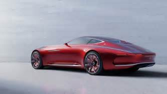 new vision mercedes maybach 6 surfaces and looks