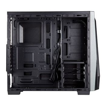 Corsair Carbide 88r Casing Komputer M Atx Mini Itx corsair grey carbide spec 04 pc gaming with window ln80342 cc 9011109 ww scan uk