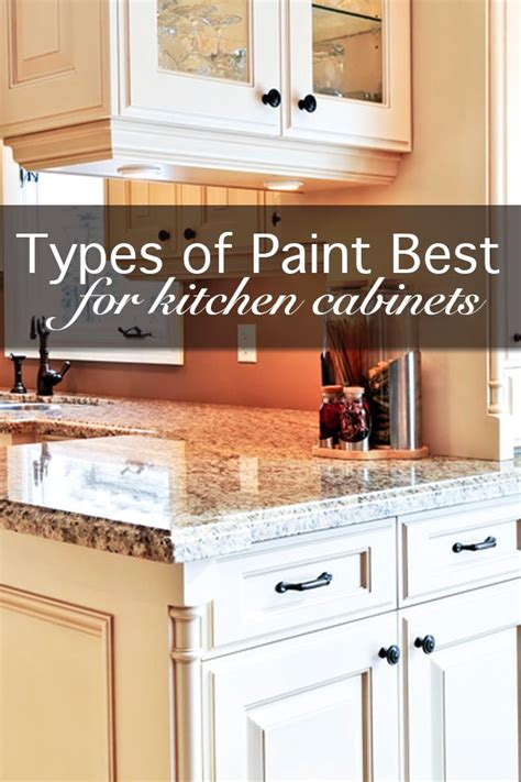 recommended paint for kitchen cabinets types of paint best for painting kitchen cabinets