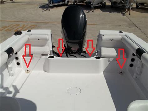 self bailing boat dangers of offshore fishing in a used boat page 3 the