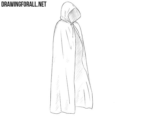 How To Draw A Drawingforall by How To Draw A Cloak Drawingforall Net