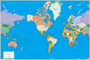 america world map america centered worldmap with sea ports and airports