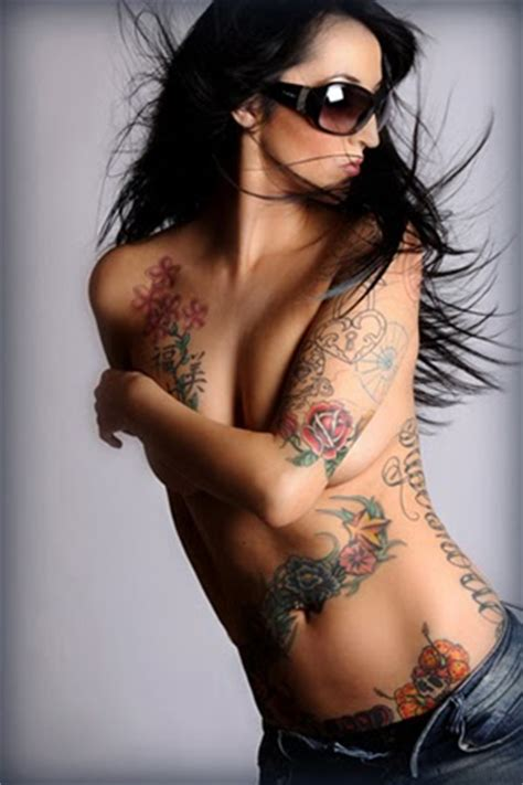 hot tattoo trends current tattoo trends for women