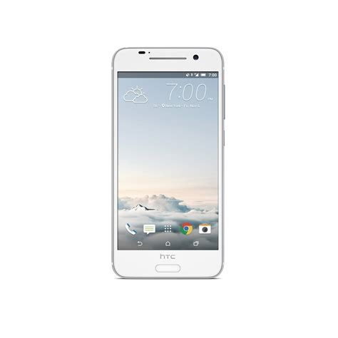 Htc One A9 Silver htc one a9 32gb opal silver for boost mobile shopcelldeals