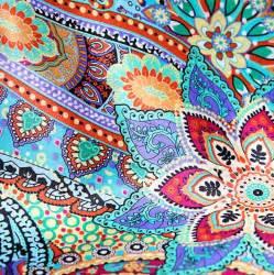 Tile By Design colorful bohemian patterns pinterest