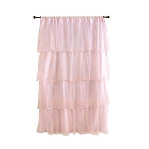 Nursery Window Curtains Tadpoles Dpnstl00 Multilayer Tulle Curtain Panel Nursery Window Treatment Atg Stores