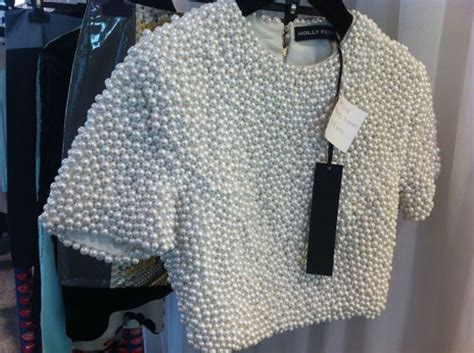 Top Pearl top pearl crop tops tank top style white white crop