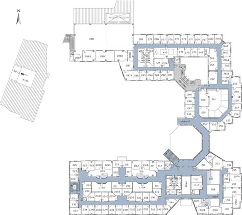 csu building floor plans 2nd floor california state university stanislaus