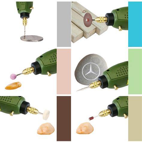 Mesin Gerinda Mini Set Dc Power grinder elektrik mini 12v green jakartanotebook