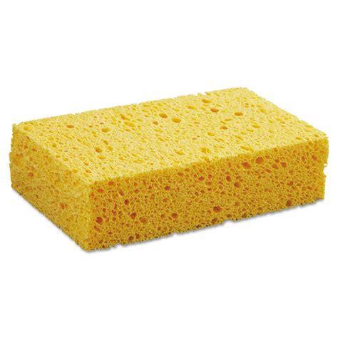 premier beige cellulose sponge medium cellulose sponges unoclean