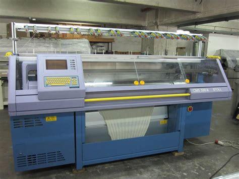 Stoll Cms 330 6 Flat Knitting Machine Exapro