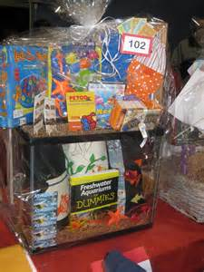 Dvd gift cards and aquarium 165 silent auction gift basket ideas
