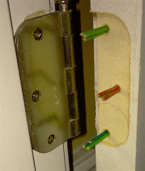 How To Fix Stripped In Wood Door by How To Fix A Stripped On An Interior Door