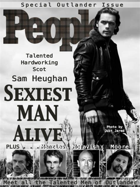 He S Got The Look Candida S Musings Sexiest Alive Magazine Cover Template