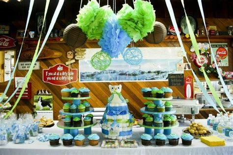 Baby Shower Boy Owl Theme by Owl Baby Boy Shower Baby Shower Ideas Themes
