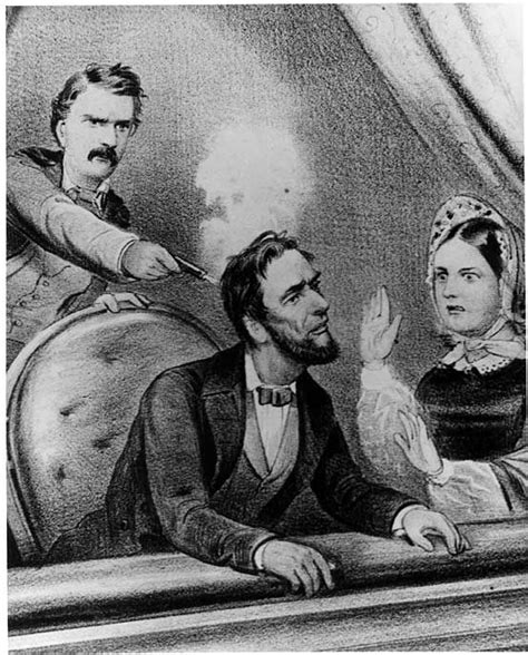 abraham lincoln was assassinated on what may 10 1838 wilkes booth american stage actor who