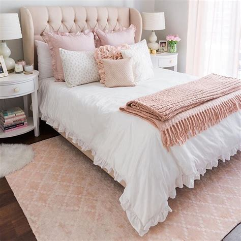 blush pink bedding 25 best ideas about pink comforter on pinterest