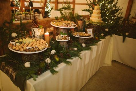 christmas wedding decorations on a budgetcherry marry