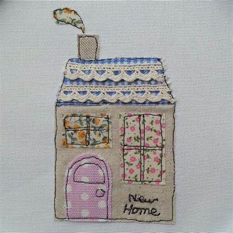 embroidery design house freehand machine embroidery new home card embroidery