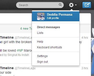membuat login twitter cara membuat widget twitter timeline di blog scholovers