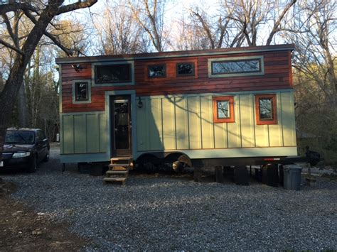 tiny homes for sale in nc tiny house on wheels in asheville for sale