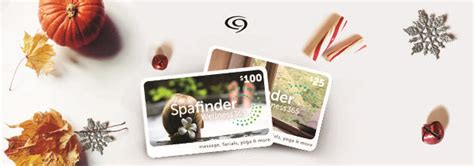 Spafinder Wellness Gift Card - spafinder gift cards best 2016 holiday gift ideas cloud 9 living