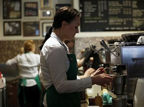 starbucks new bakery has had a demoralizing effect on baristas business insider