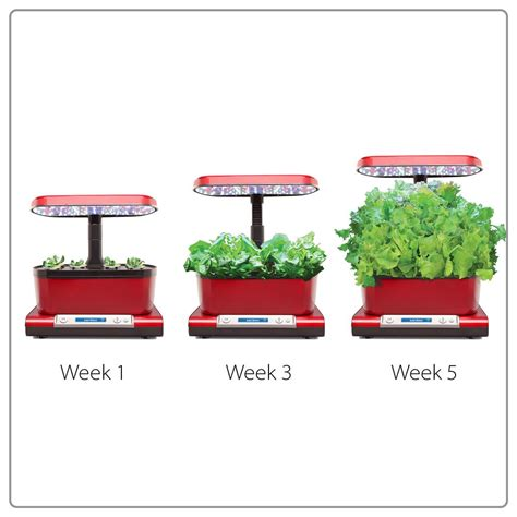 harvest elite wi fi red drip hydroponic system indoor