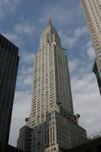 On top of the world at the Chrysler Building, New York