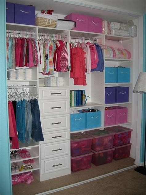 closets and spaces