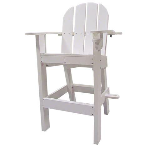 lifeguard chair standard