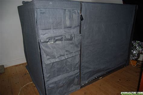 Diy Grow Cabinet by Bassplayers Diy Tent Grow 2011 Strains In