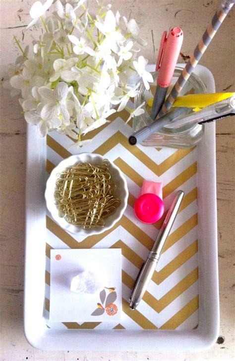 diy desk decor office inspiration 6 summery diy desk d 233 cor projects