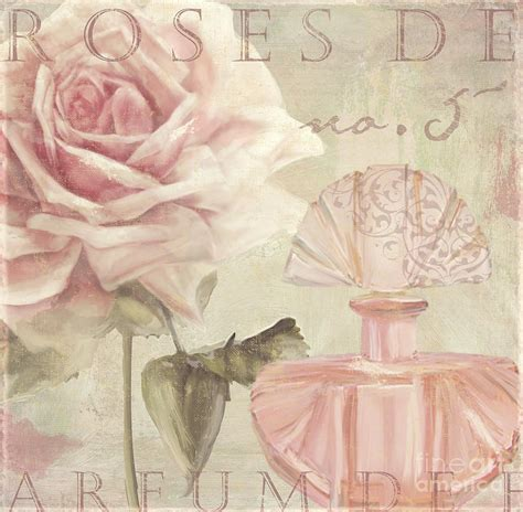 Parfum De Roses by Parfum De Roses I Painting By Sommers