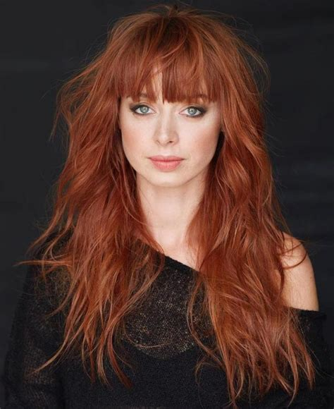 long shag with bangs 26 best images about let s shag on pinterest long shag
