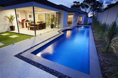 advantages of a portable lap pool backyard design ideas the advantages and benefits of lap pools enjoy swimming