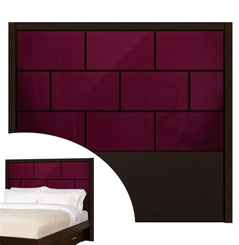 Corner Headboard Unit by King Headboard Manhattan Headboard Contempo Space