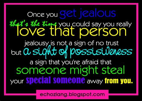 13 Secret Signs Hes Jealous by Why Are You Jealousy Quotes Quotesgram