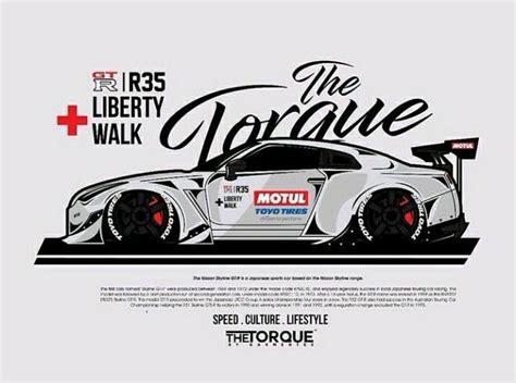 Kaos Nissan Gtr Skyline nissan gtr r35 automobile arts cars jdm cars