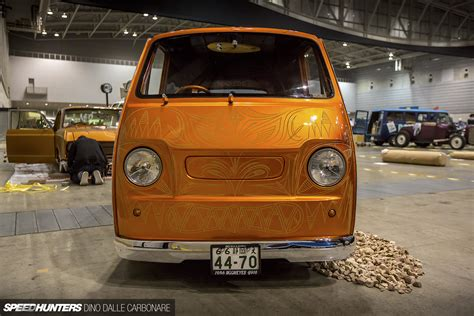 subaru custom cars kei vanning a custom subaru sambar anything cars the