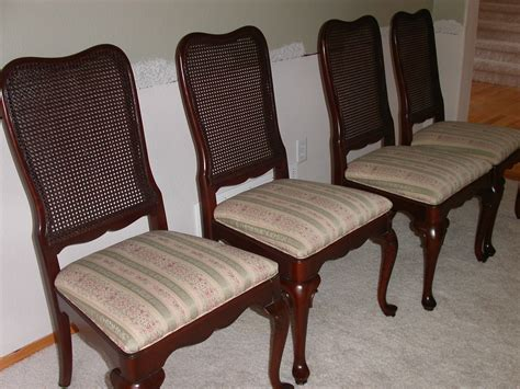 Dining Room Chairs Recovered How To Recover Dining Room Chairs Gooosen